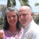 Michael and Suzie Harvey, Yorketown SA